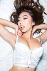 Victoria Nguyen in White