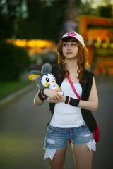 Russian cosplayer from /r/Pokemon. Per her request...
