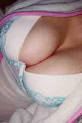 Wife wants to know if you like her tits. Let us kn...