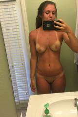 tanlines and a rare landscape selfie