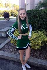 College Cheerleader