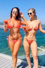 Daisy Watts and Jess Davies