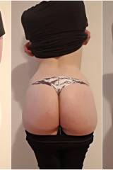 My [f]irst on/off...from behind, of course :D