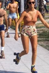 Early 80s Venice Beach.
