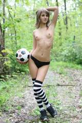 Anyone for some football (soccer)?