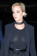 Jennifer Lawrence - See through top
