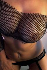 [30F] I know how much you like fishnets ;) No phon...