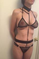 My MILFy wifes new outfit