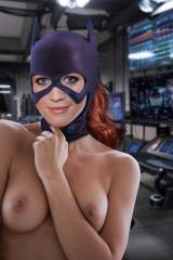 Brittany Snow - Batgirl [OC] *Requested*