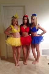 Yellow, Red & Blue