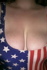 Land of the free, home of the tits