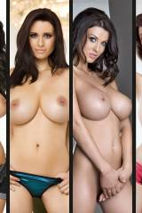 Keeley Hazell, Holly Peers, Sammy Braddy, Alice Go...