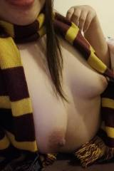 For you, horny Gryffindors. [F]