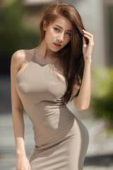 Body-Hugging Dress