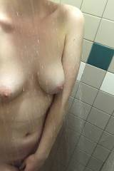 Hot and steamy shower.. [f]