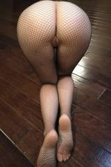G(f)s new fishnets, about to be torn up for fucki...