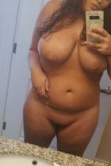 My girlfriend has some huge boobs