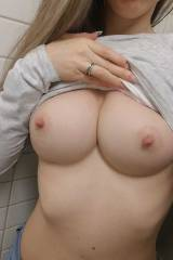 Studies show tits can be pretty effective stress b...