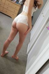 booty in white :)