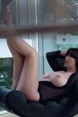 Sophie Howard Has Been Laid Low by the Boobs
