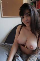 Can I be your petite 5ft girlfriend with big tits?...